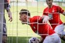 1. FC Kaiserslautern gegen SpVgg Unterhaching - Mit einem Elfmeter erzielt Marvin Pourié das Tor zum 3:2-Endstand.